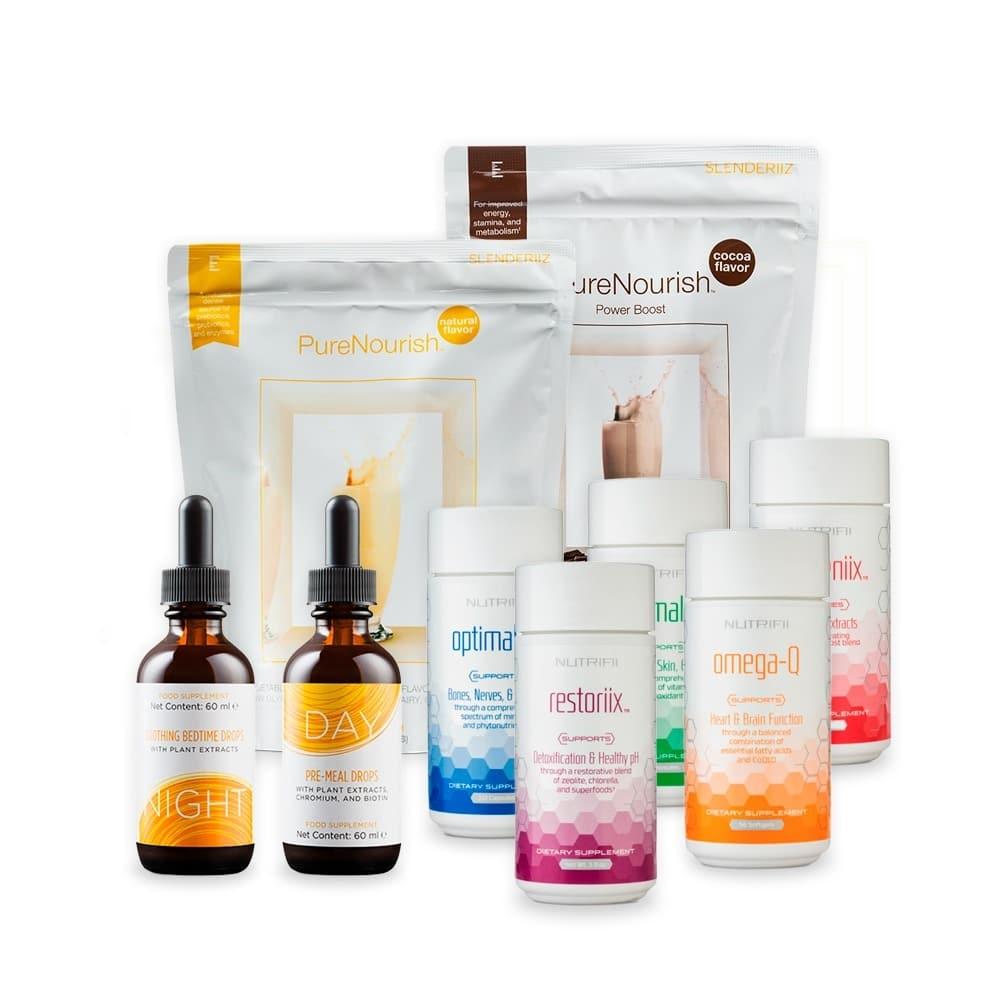 Pack 1 - Health Reset