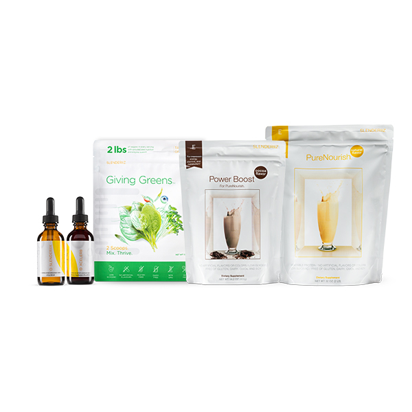 Pack 14 Weight Loss Essentials