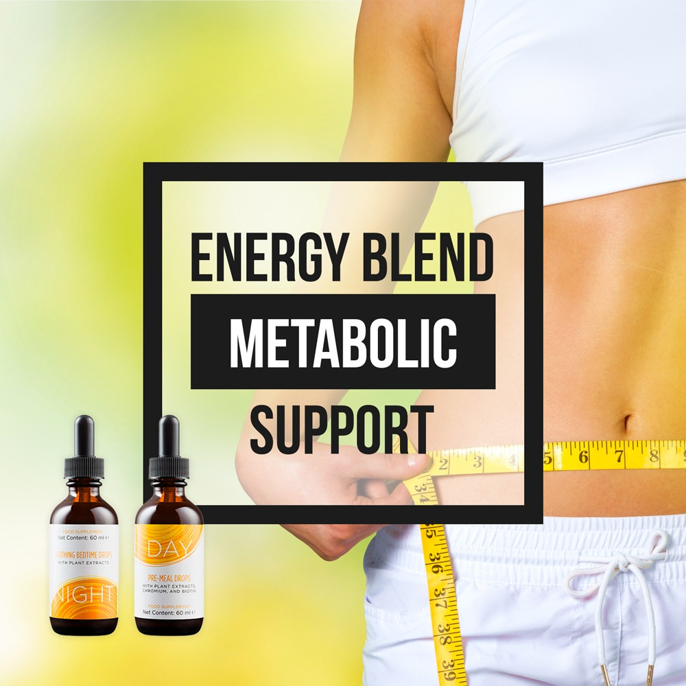 Energy Blend Metabolic Support