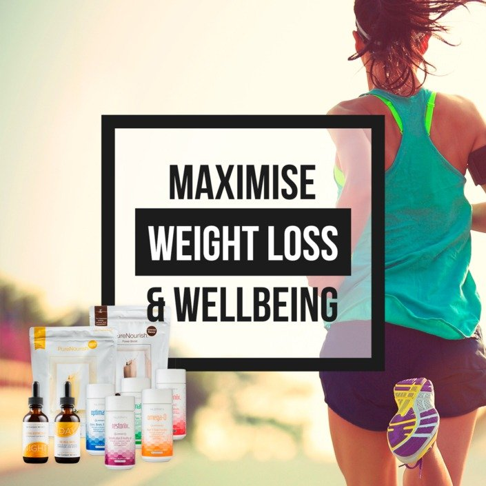Maximise Weight Loss & Wellbeing