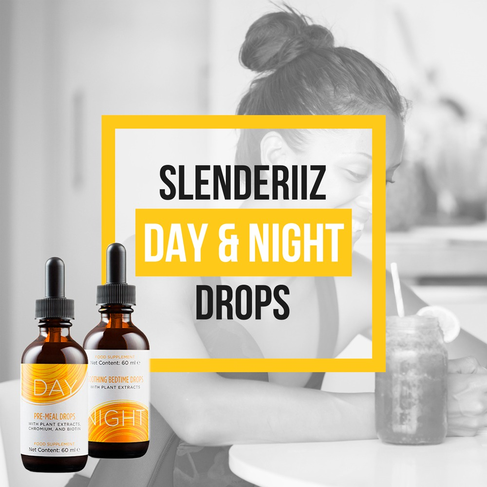 Slenderiiz Day & Night Drops