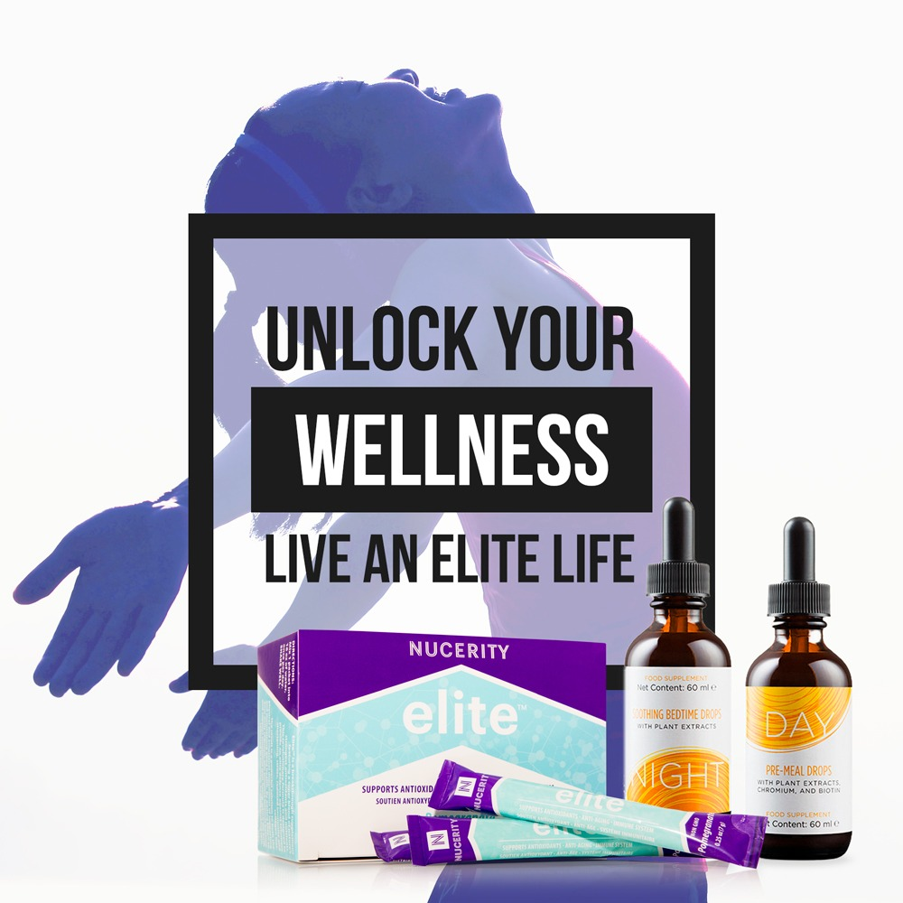 Unlock Your Wellness, Live an Elite Life
