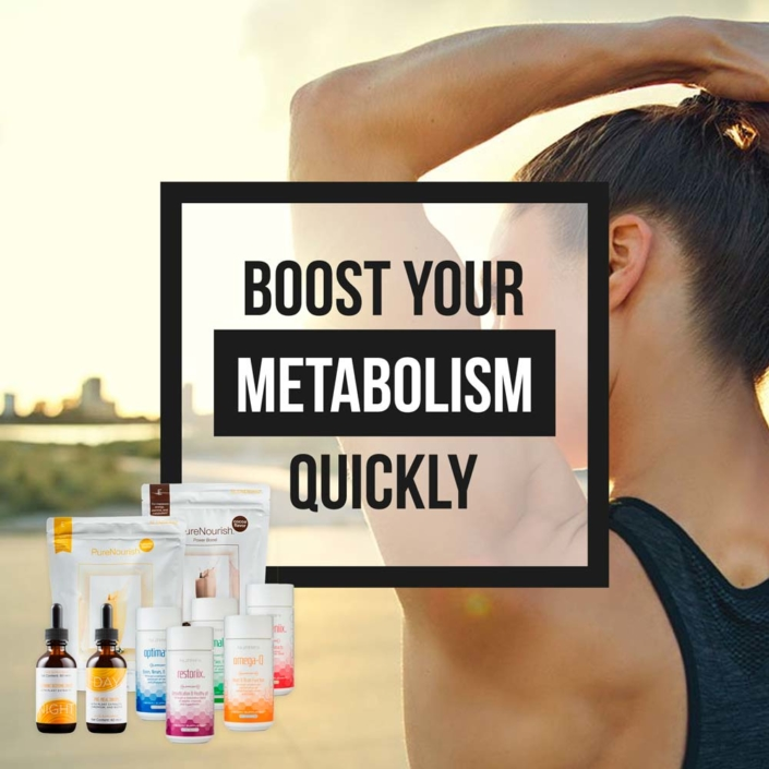 Boost Your Metabolism Quickly