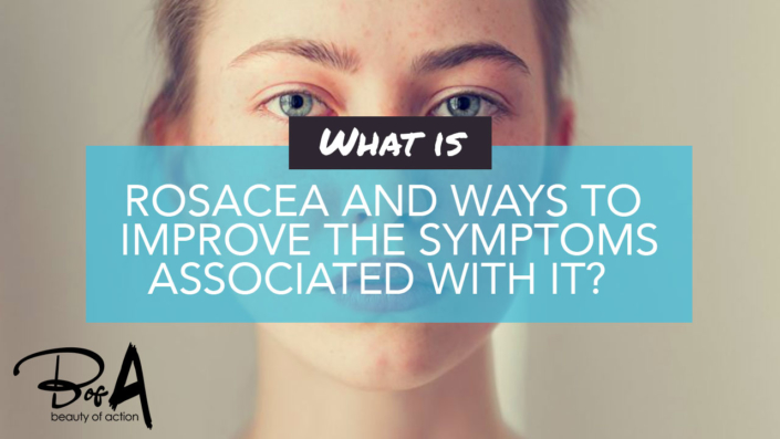 Rosacea On Face: Symptoms Causes Treatments