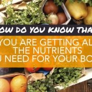 Vitamins and Minerals How to Get What You Need